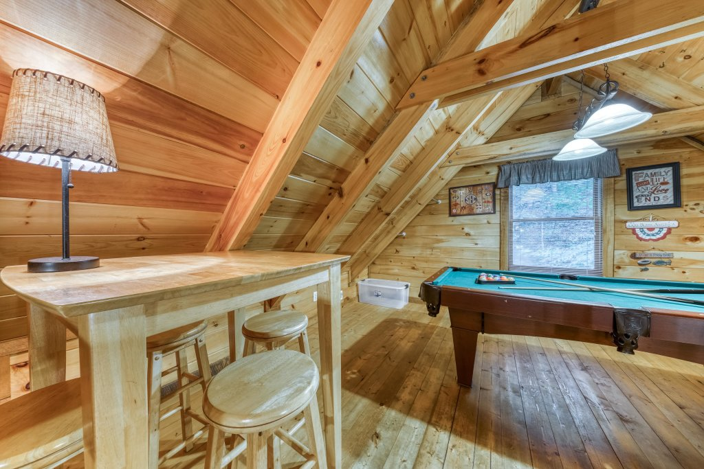 Photo of a Sevierville Cabin named Wild At Heart - This is the twelfth photo in the set.