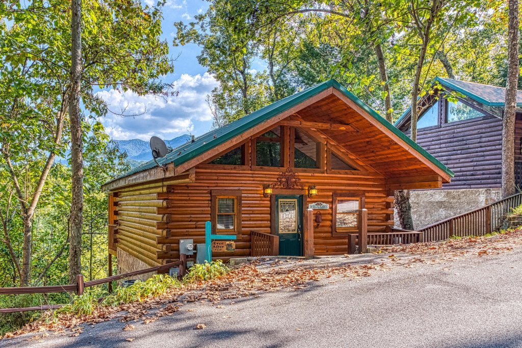 Photo of a Gatlinburg Cabin named Ever After - This is the twentieth photo in the set.