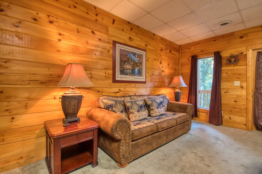 Photo of a Sevierville Cabin named Whispering Waters #208 - This is the eighteenth photo in the set.