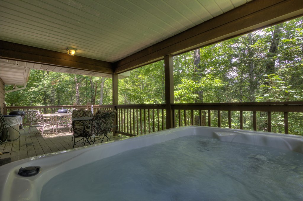 Photo of a Pigeon Forge Cabin named River Sounds #121 - This is the ninth photo in the set.