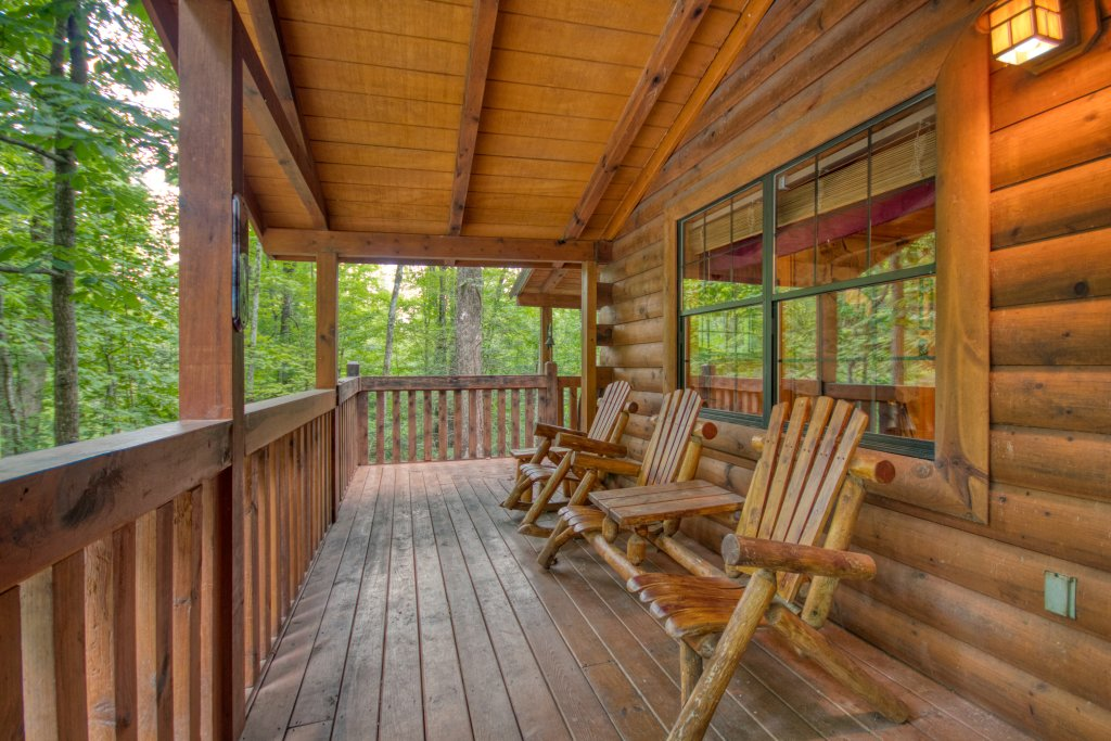 Photo of a Gatlinburg Cabin named Secret Hideaway #195 - This is the twentieth photo in the set.
