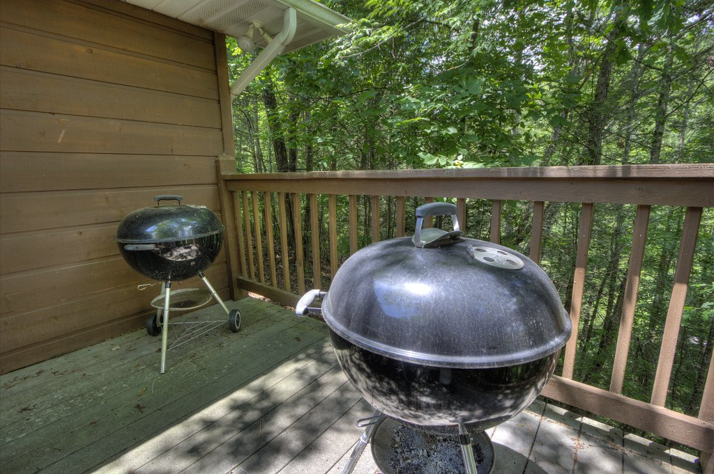 Photo of a Pigeon Forge Cabin named River Sounds #121 - This is the twentieth photo in the set.