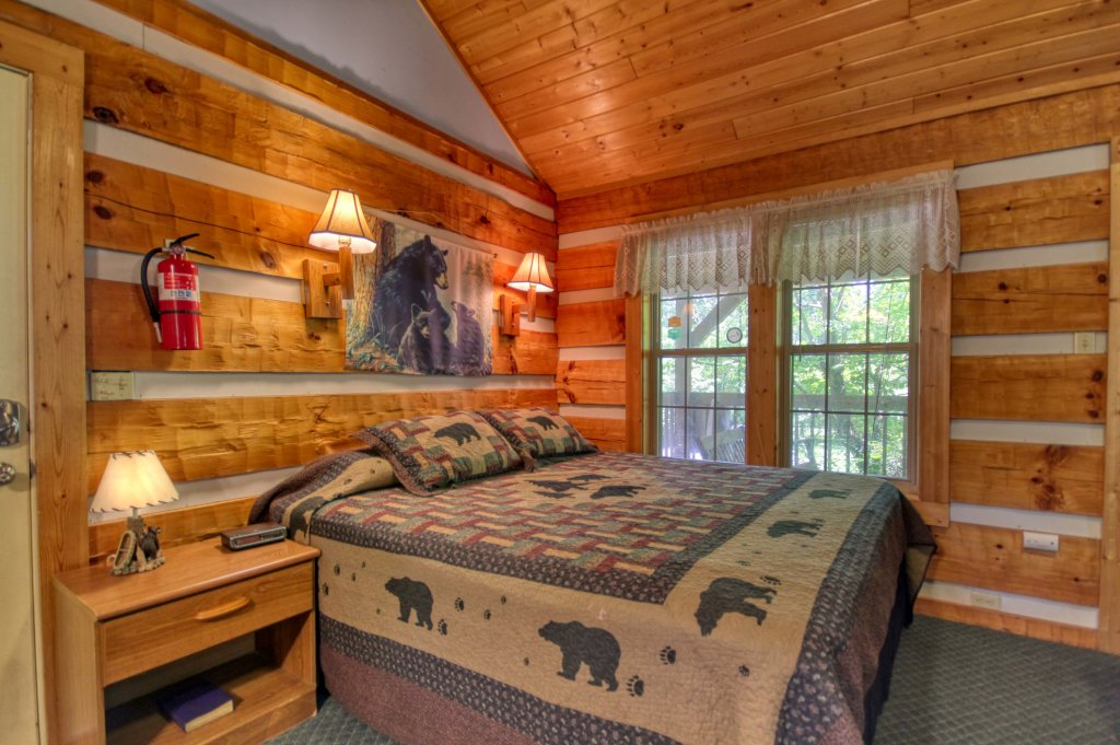 Photo of a Gatlinburg Cabin named Dream Weaver #1527 - This is the fourth photo in the set.