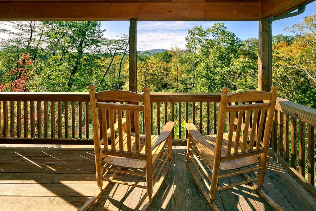 Photo of a Sevierville Cabin named Private Paradise #2810 - This is the seventeenth photo in the set.