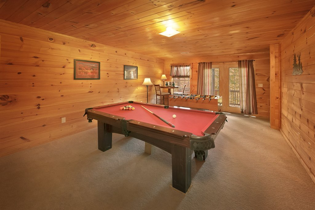 Photo of a Sevierville Cabin named Private Paradise #2810 - This is the fifth photo in the set.