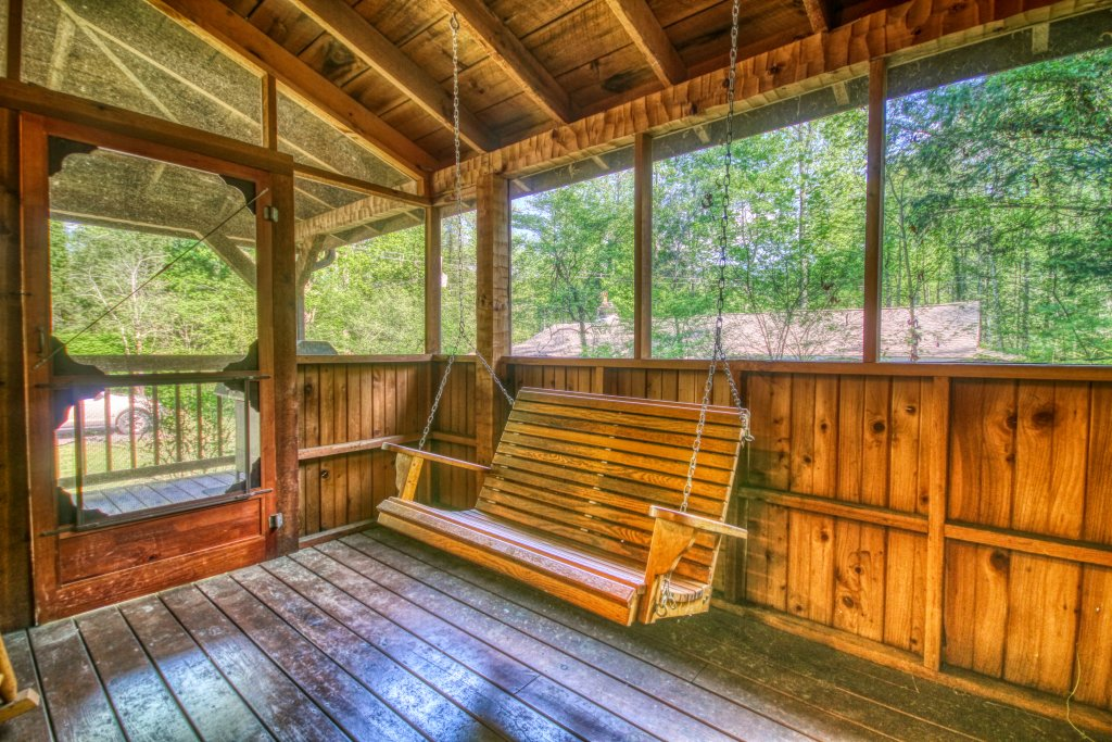 Photo of a Gatlinburg Cabin named Angler's Perch #2523 - This is the nineteenth photo in the set.