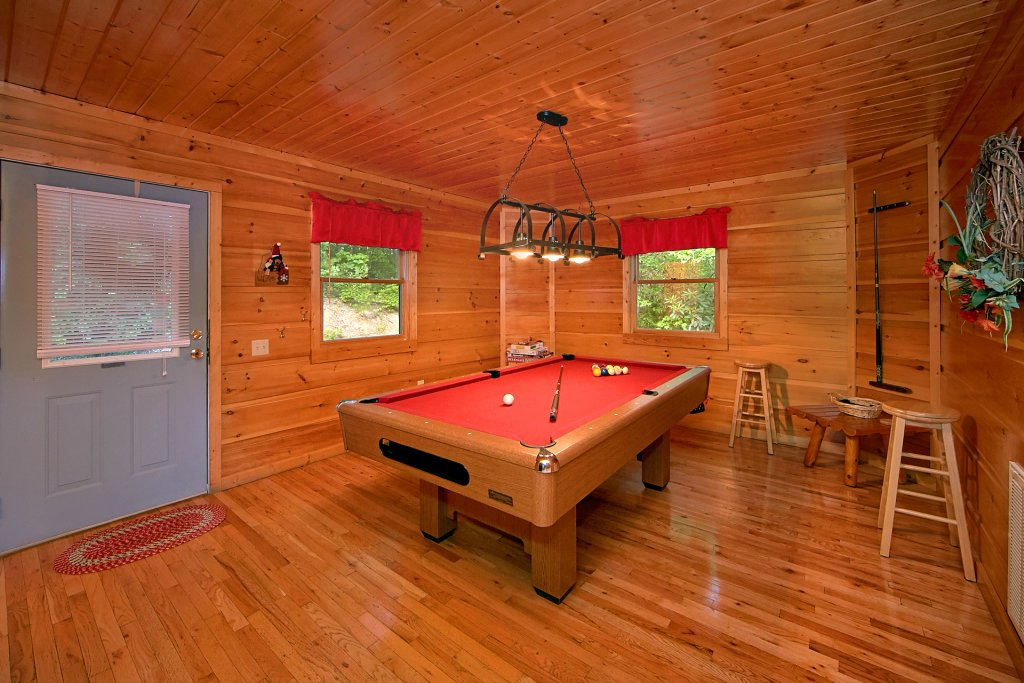 Photo of a Gatlinburg Cabin named Always Misbehavin #1412 - This is the nineteenth photo in the set.
