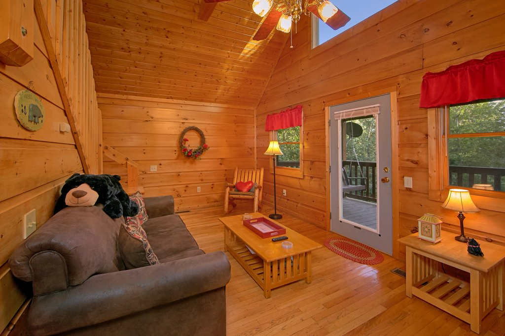 Photo of a Gatlinburg Cabin named Always Misbehavin #1412 - This is the twenty-third photo in the set.