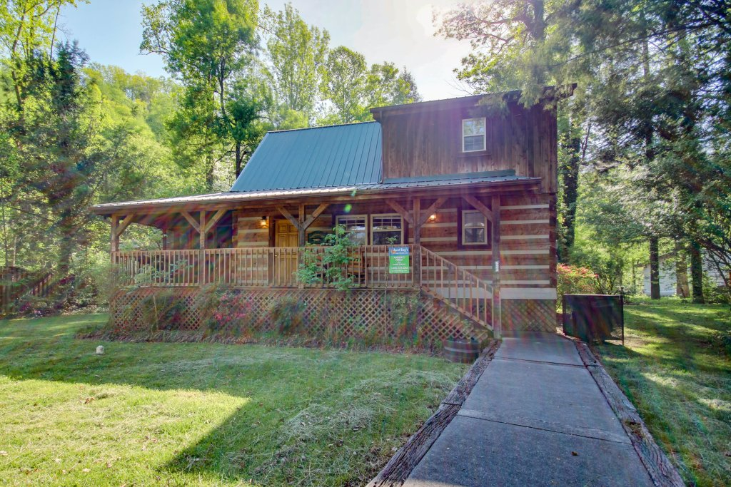Photo of a Gatlinburg Cabin named Angler's Perch #2523 - This is the twentieth photo in the set.