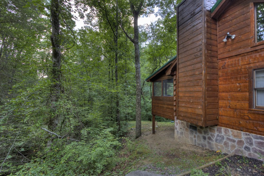 Photo of a Sevierville Cabin named Americana #115 - This is the twenty-first photo in the set.