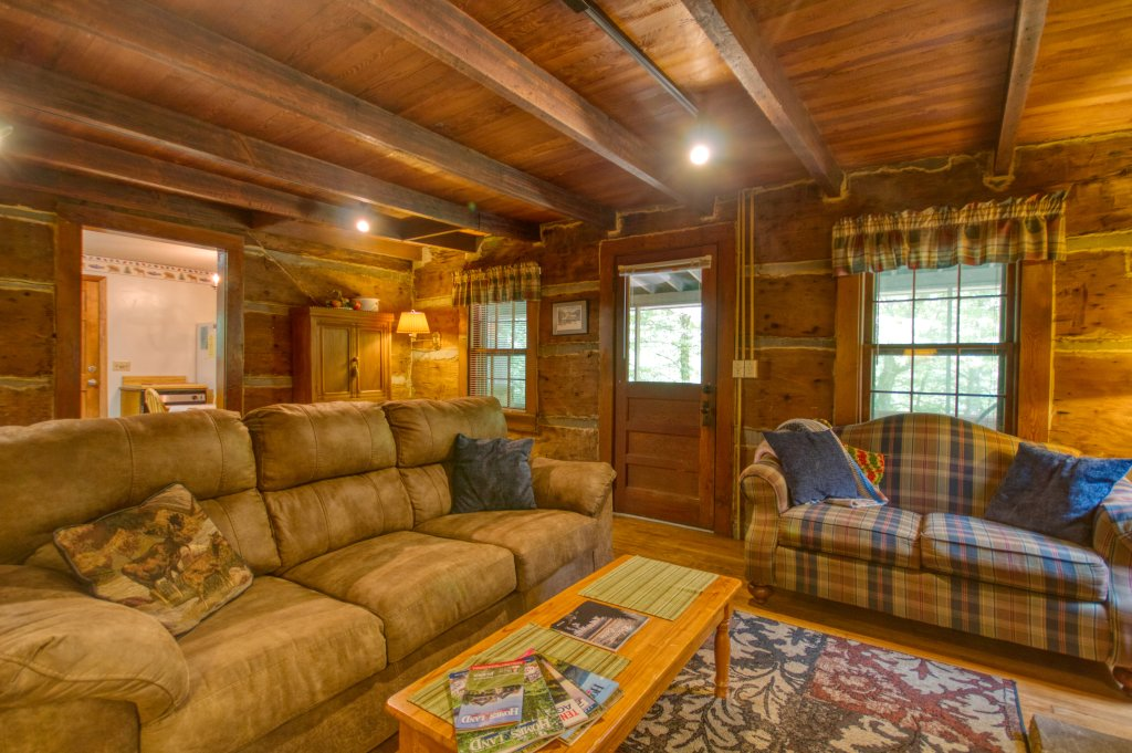 Photo of a Gatlinburg Cabin named River Dream #466 - This is the tenth photo in the set.