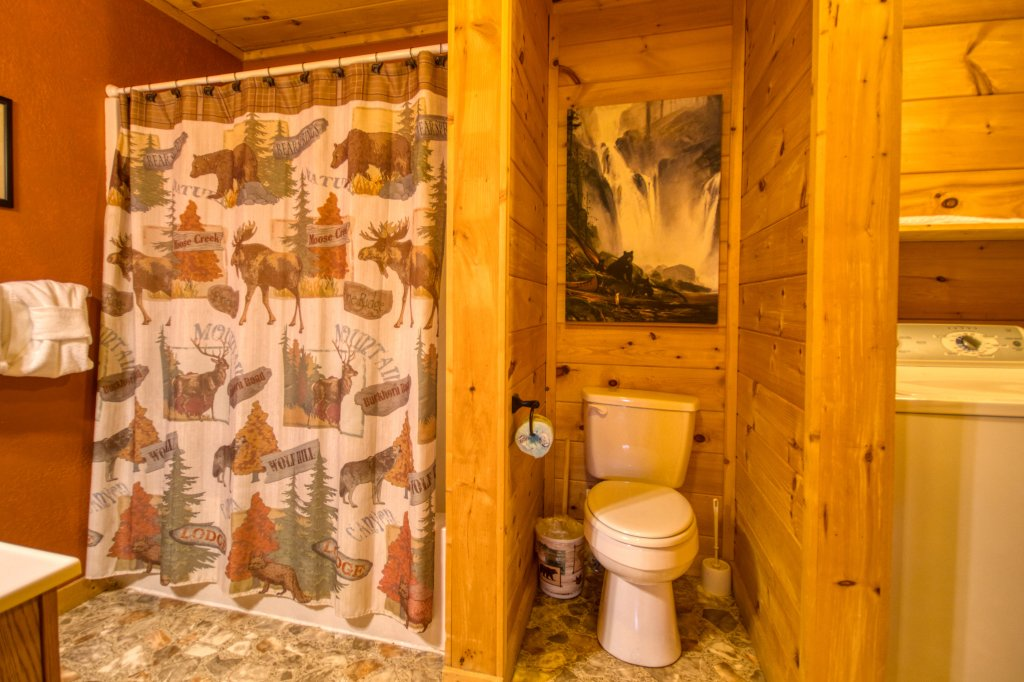 Photo of a Sevierville Cabin named Dream Maker #120 - This is the twentieth photo in the set.