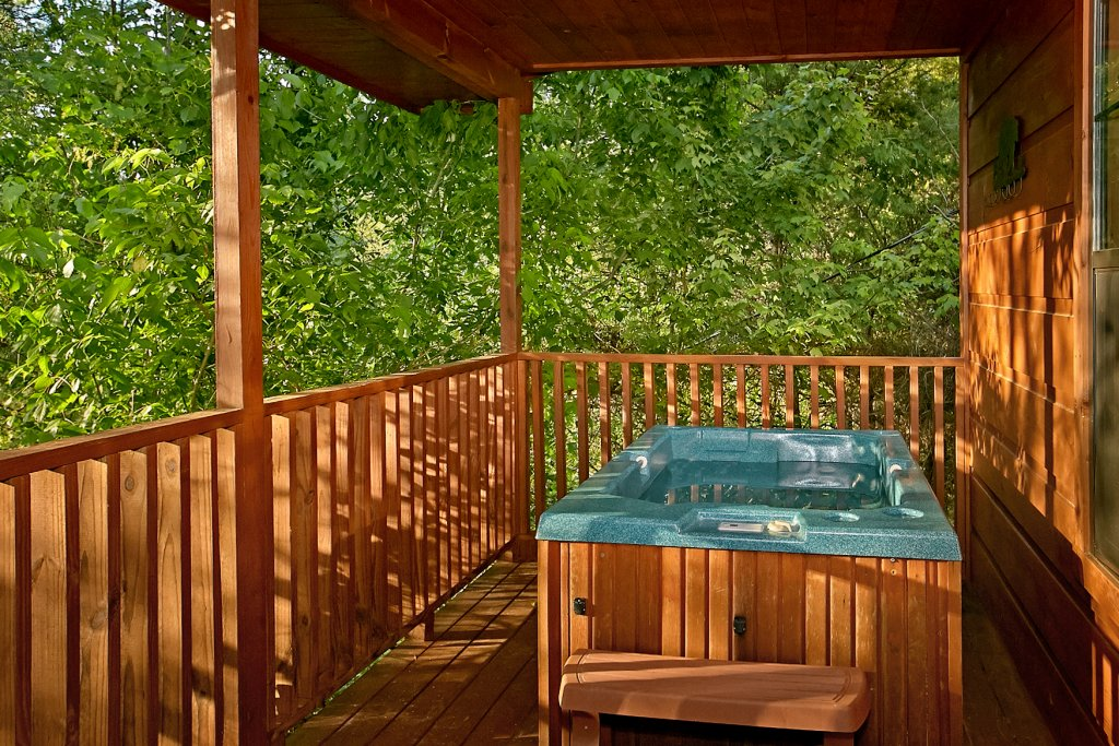 Photo of a Sevierville Cabin named Dream Maker #120 - This is the thirty-fifth photo in the set.