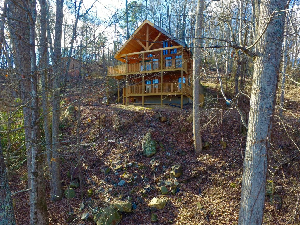 Photo of a Pigeon Forge Cabin named A Tranquility Den #210 - This is the twenty-first photo in the set.