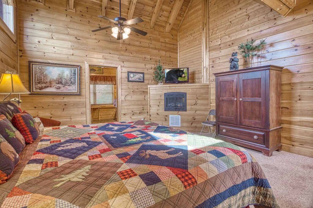 Photo of a Sevierville Cabin named Absolutely Wonderful #304 - This is the forty-second photo in the set.