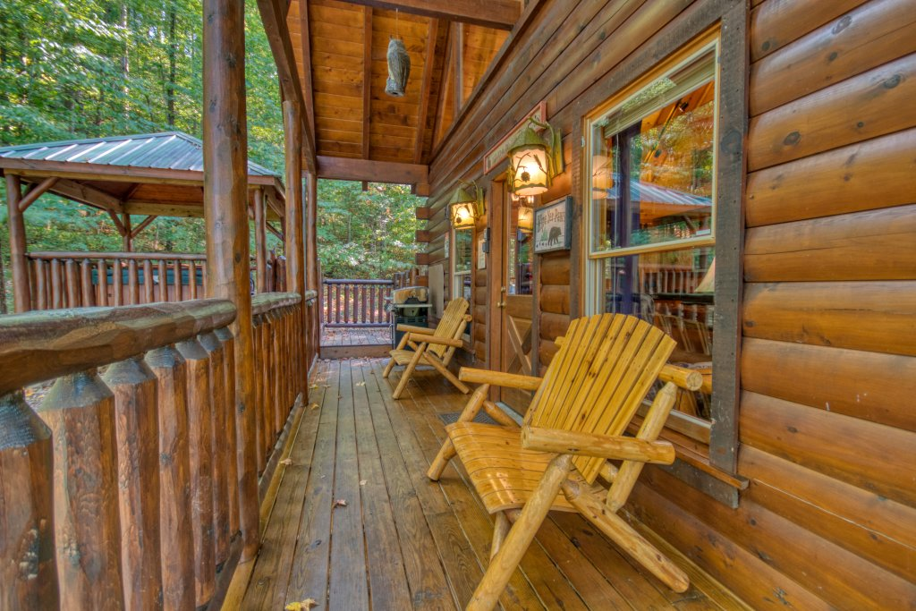 Photo of a Gatlinburg Cabin named Falcon Crest #2911 - This is the eighth photo in the set.