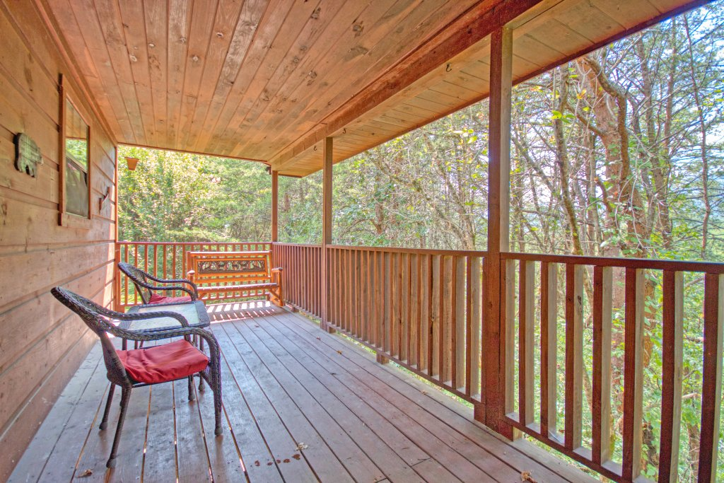 Photo of a Sevierville Cabin named Dream Maker #120 - This is the seventeenth photo in the set.