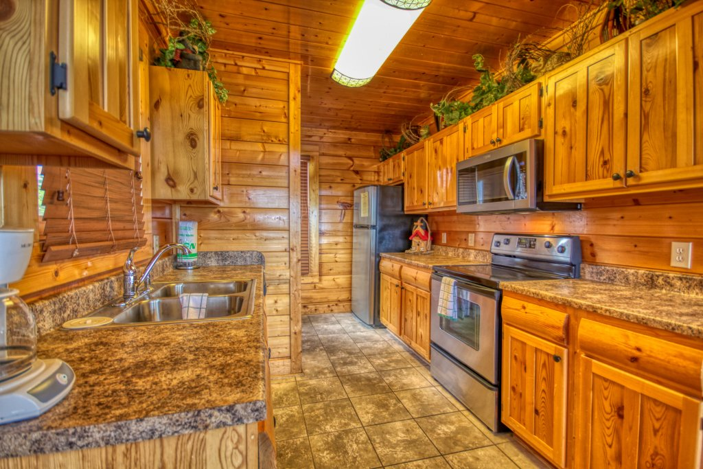 Photo of a Pigeon Forge Cabin named Tennessee Treasure #232 - This is the ninth photo in the set.