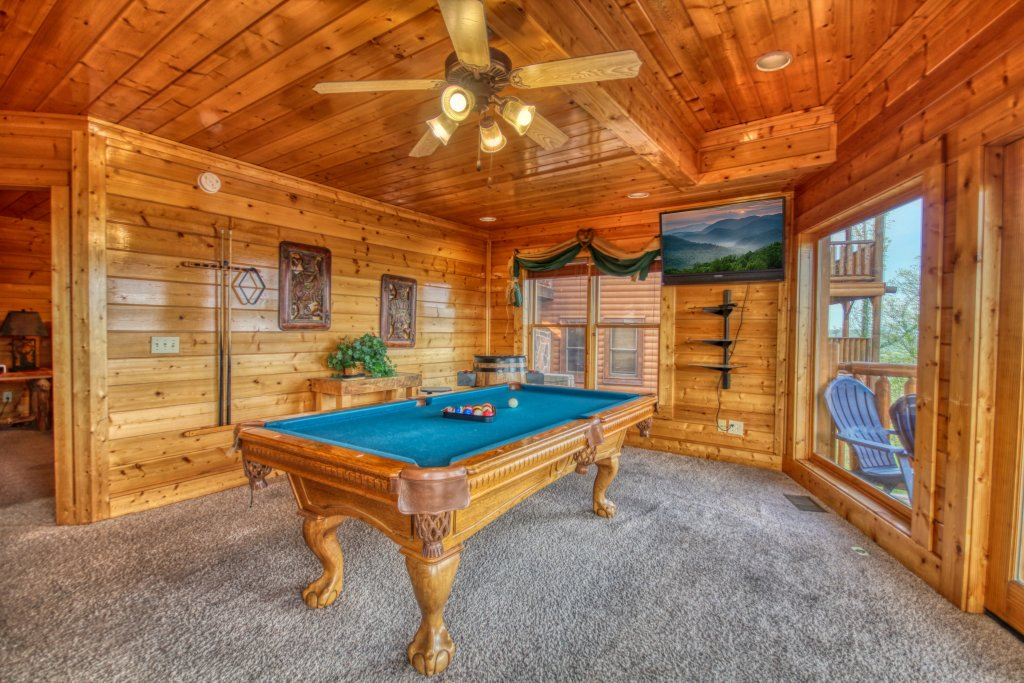 Photo of a Pigeon Forge Cabin named Tennessee Treasure #232 - This is the seventeenth photo in the set.