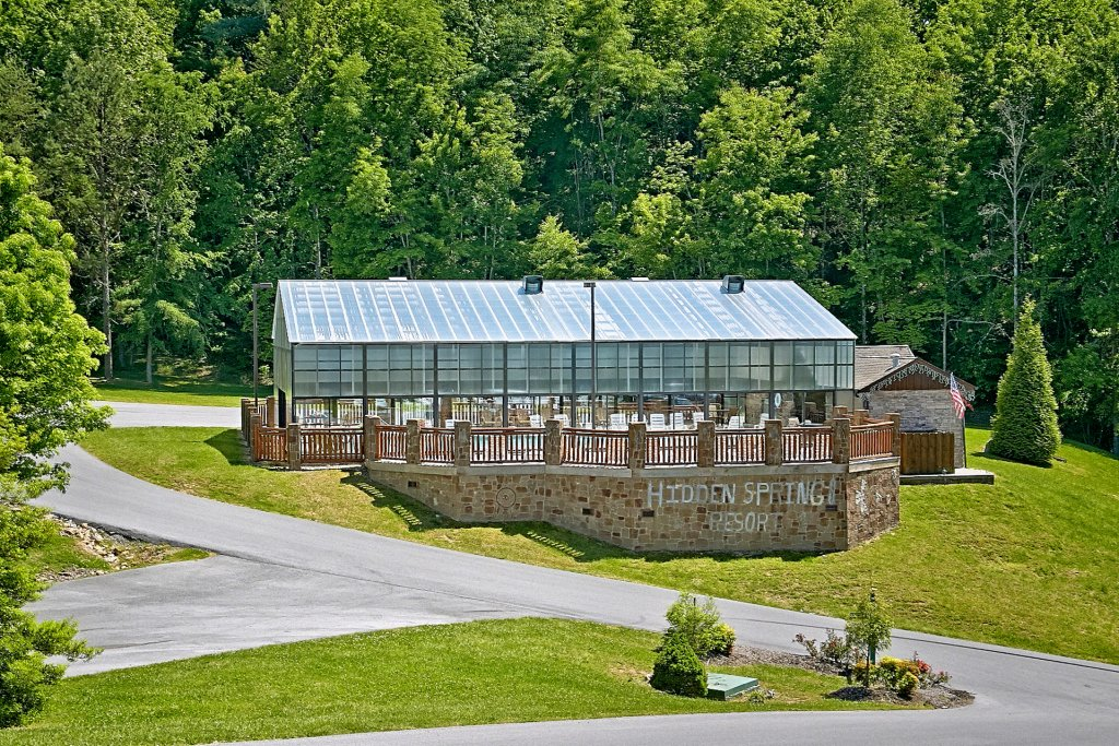 Photo of a Pigeon Forge Cabin named Sun-sational View #245 - This is the third photo in the set.