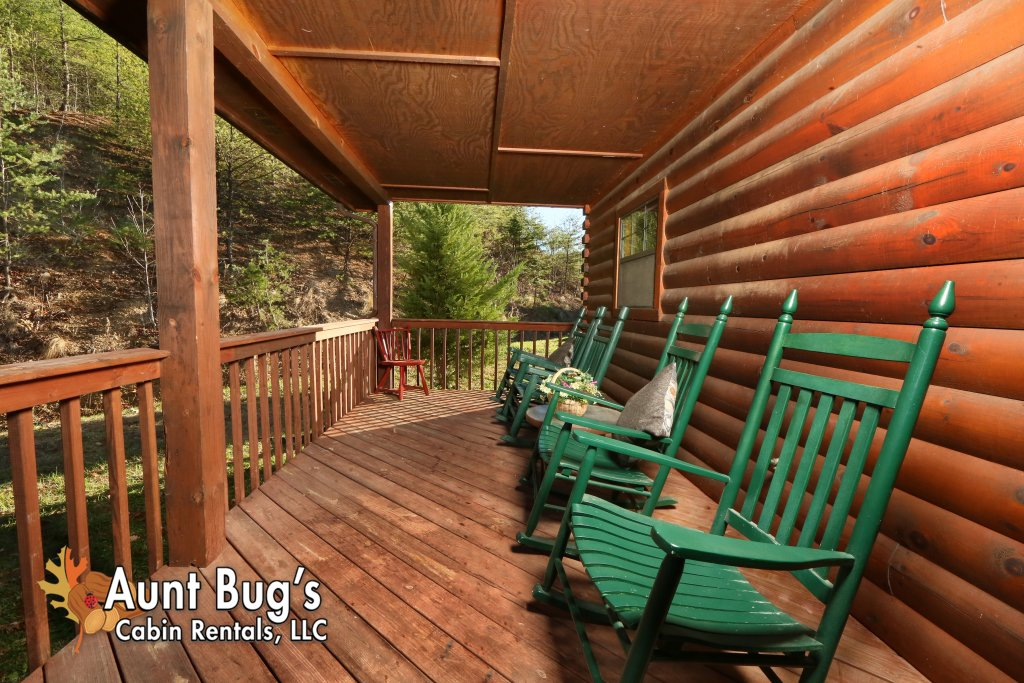 Photo of a Pigeon Forge Cabin named Sun-sational View #245 - This is the thirty-second photo in the set.