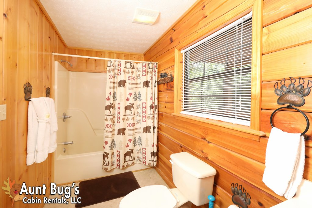Photo of a Pigeon Forge Cabin named Sun-sational View #245 - This is the fortieth photo in the set.