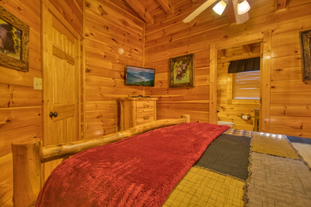 Photo of a Sevierville Cabin named Starry Nights #222 - This is the seventeenth photo in the set.
