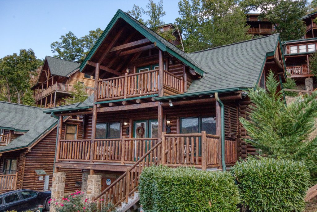 Photo of a Sevierville Cabin named Starry Nights #222 - This is the nineteenth photo in the set.