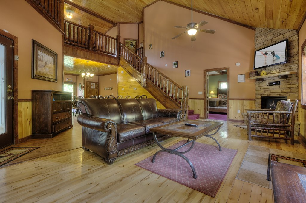 Photo of a Gatlinburg Cabin named Majestic Waters #575 - This is the twelfth photo in the set.