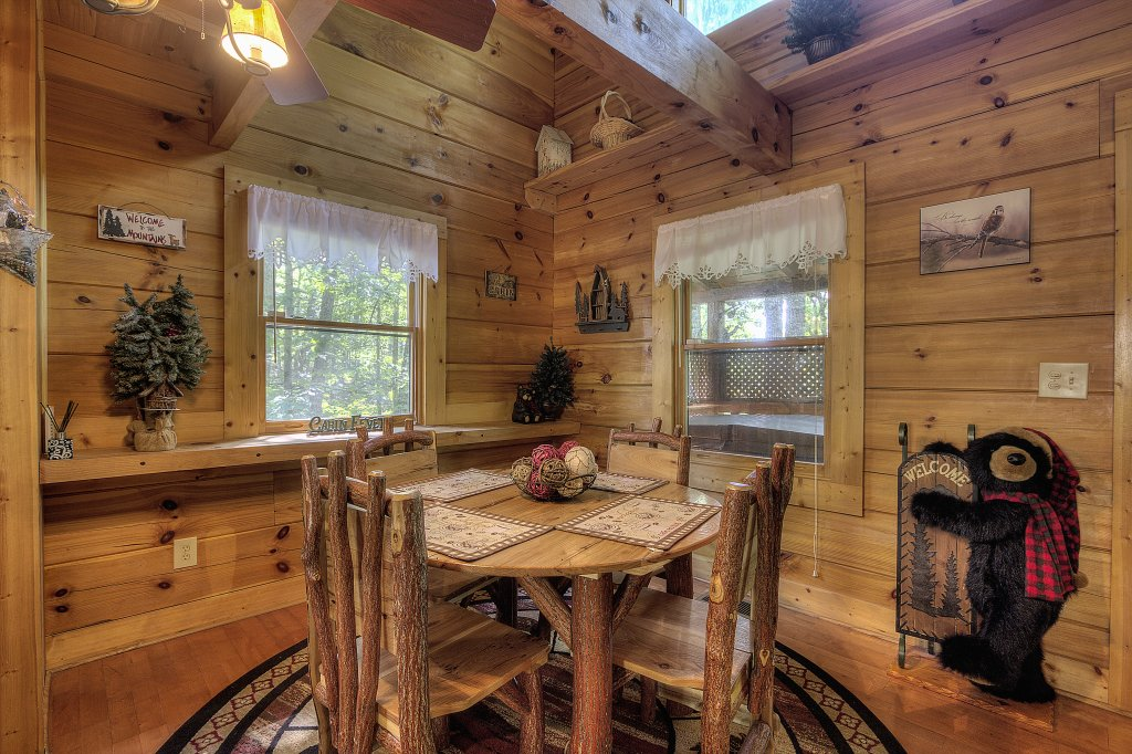 Photo of a Sevierville Cabin named Smoky Mountain Memories #107 - This is the twenty-first photo in the set.