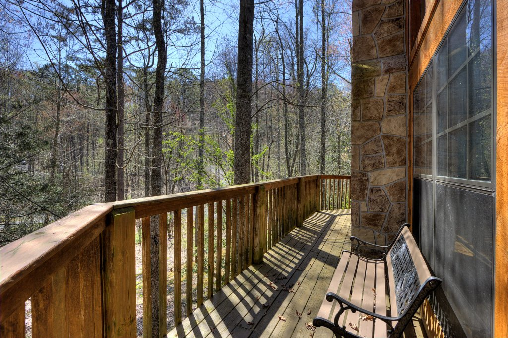 Photo of a Sevierville Cabin named Always Delightful #411 - This is the sixty-seventh photo in the set.