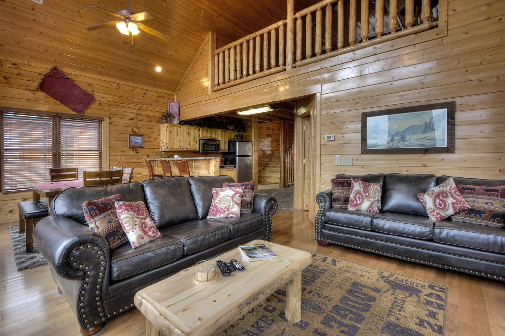 Photo of a Pigeon Forge Cabin named Lasting Impressions #240 - This is the thirteenth photo in the set.