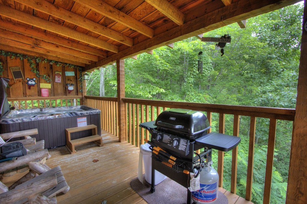 Photo of a Sevierville Cabin named Apple Bear View #116 - This is the ninth photo in the set.