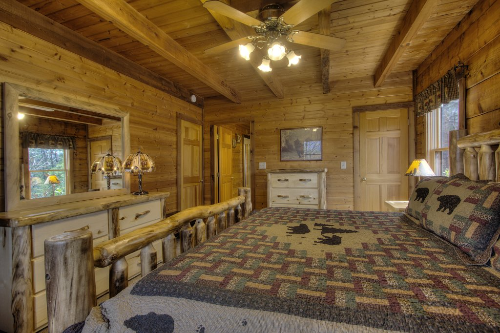 Photo of a Gatlinburg Cabin named Almost Heaven #205 - This is the sixteenth photo in the set.