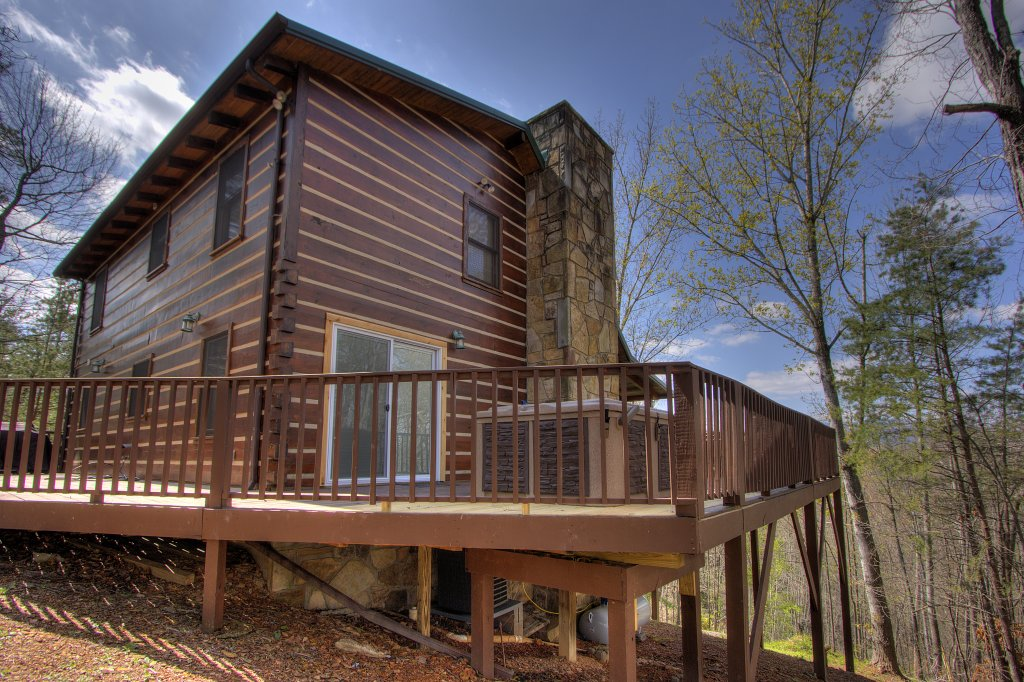 Photo of a Gatlinburg Cabin named Almost Heaven #205 - This is the twenty-first photo in the set.