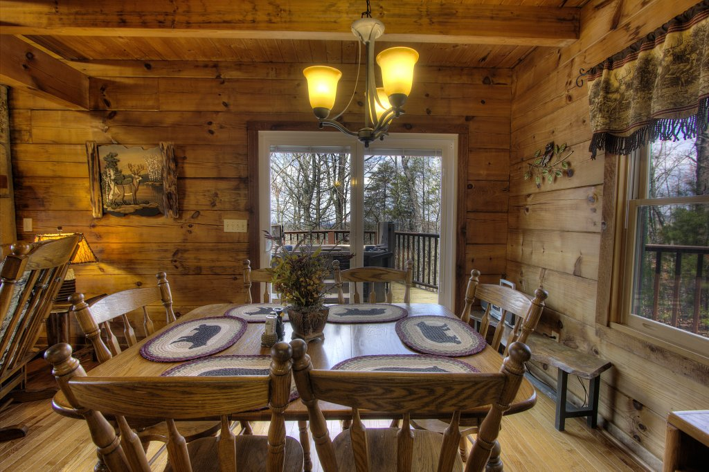 Photo of a Gatlinburg Cabin named Almost Heaven #205 - This is the forty-second photo in the set.