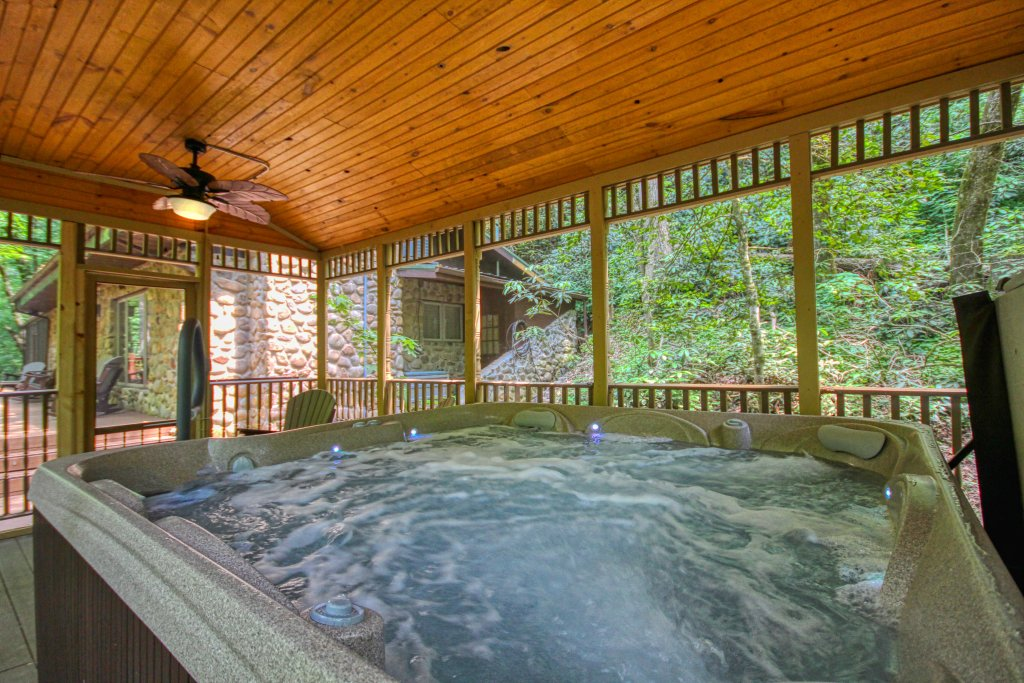 Photo of a Sevierville Cabin named The Promise At Cool Creek #130 - This is the first photo in the set.