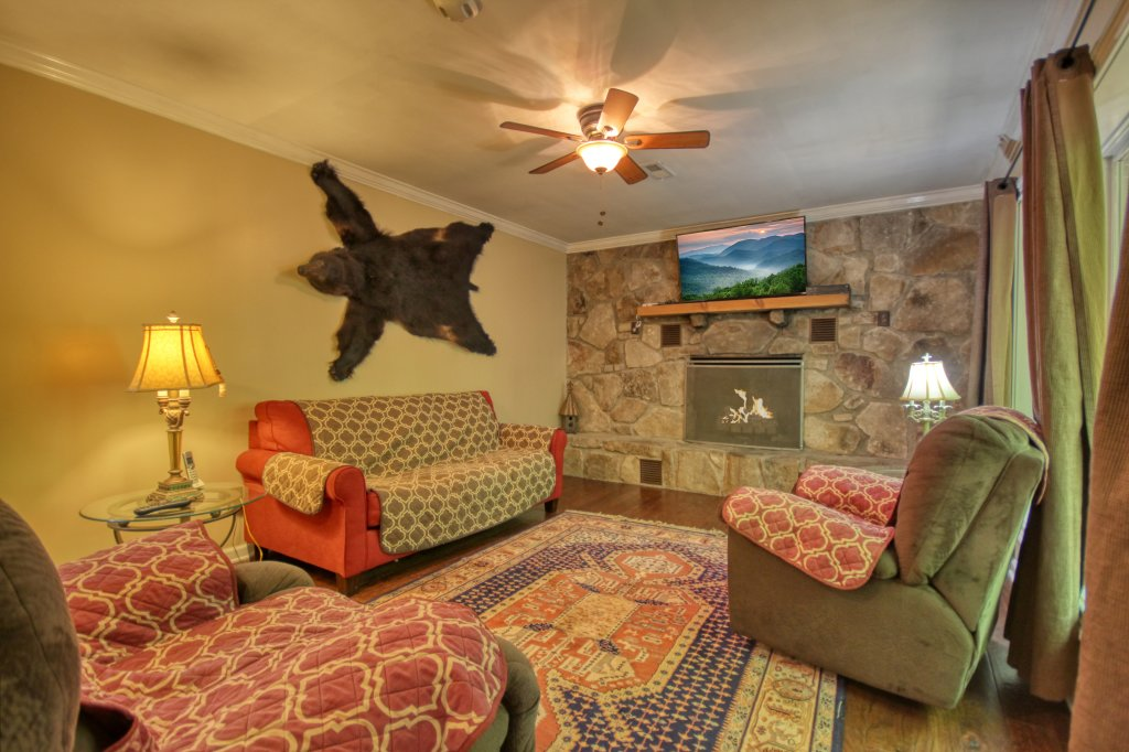 Photo of a Sevierville Cabin named The Promise At Cool Creek #130 - This is the ninth photo in the set.