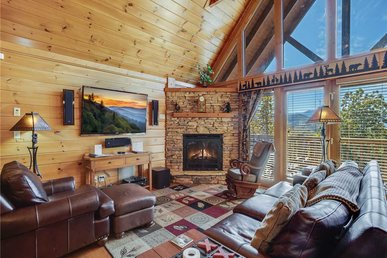 Bear Slide, 4 Bedrooms, Pool Access, Mountain View, Hot Tub, Sleeps 10