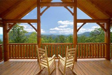 Majestic Highbearnation, 4 Bedrooms, Views, Hot Tub, Pool Table, Sleeps 12