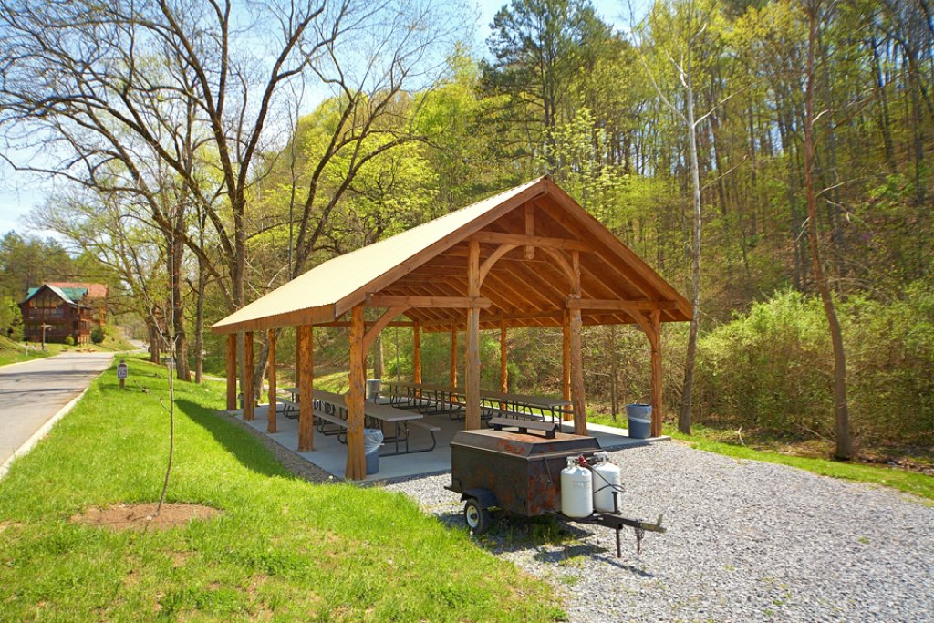 Photo of a Pigeon Forge Cabin named Dream Catcher Ii - This is the thirtieth photo in the set.