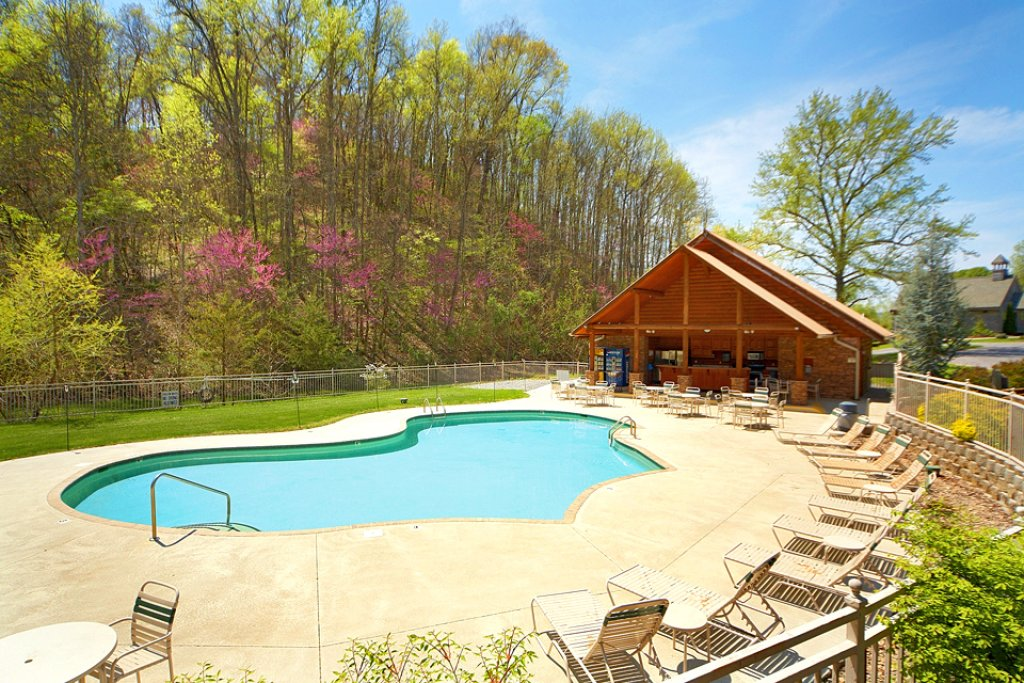 Photo of a Pigeon Forge Cabin named Dream Catcher Ii - This is the twenty-third photo in the set.