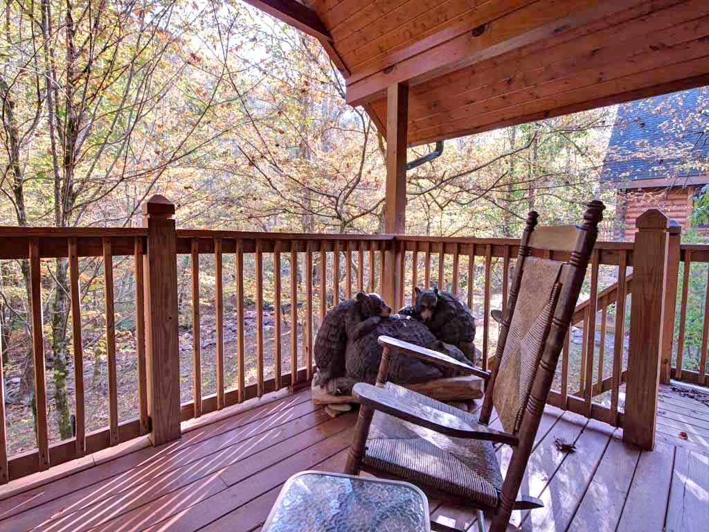 Photo of a Sevierville Cabin named Rivers Edge - This is the twentieth photo in the set.