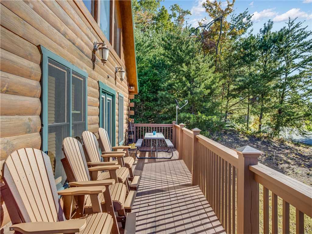 Photo of a Gatlinburg Cabin named Gatlinburg Summit Views - This is the twenty-second photo in the set.