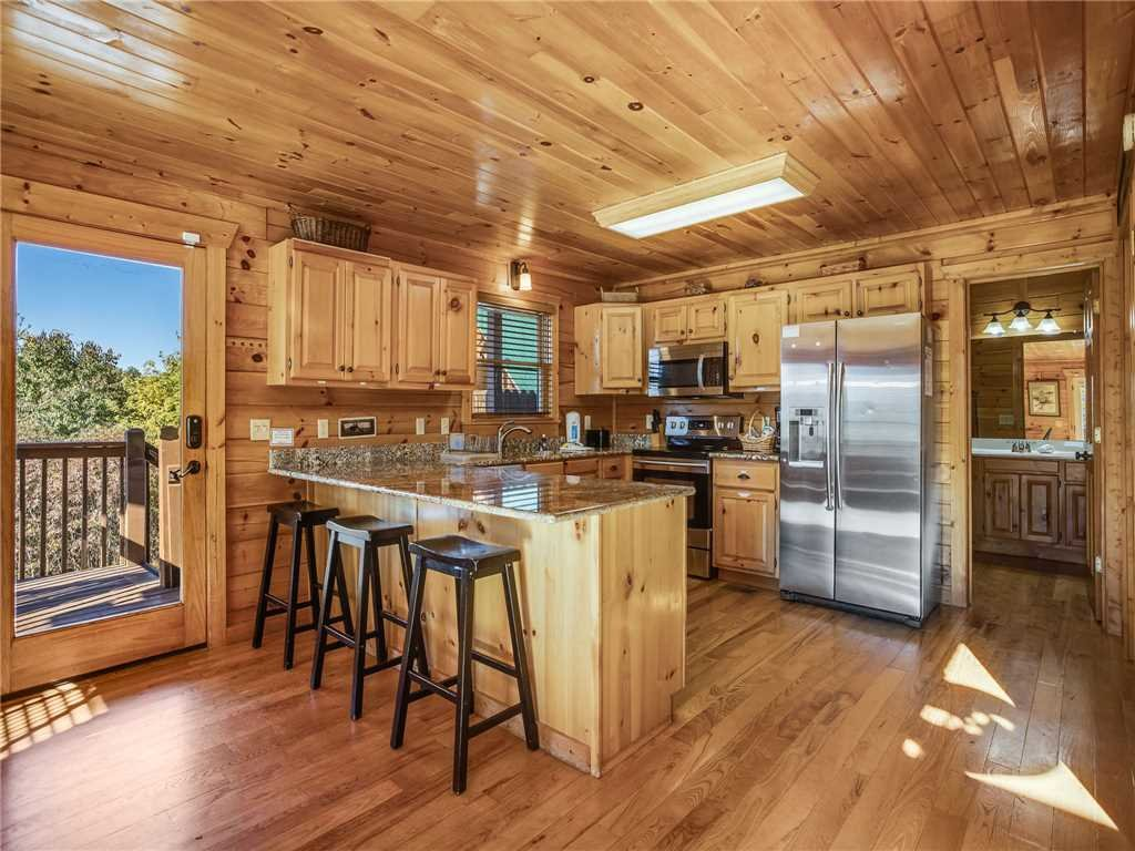 Photo of a Gatlinburg Cabin named Gatlinburg Summit Views - This is the ninth photo in the set.