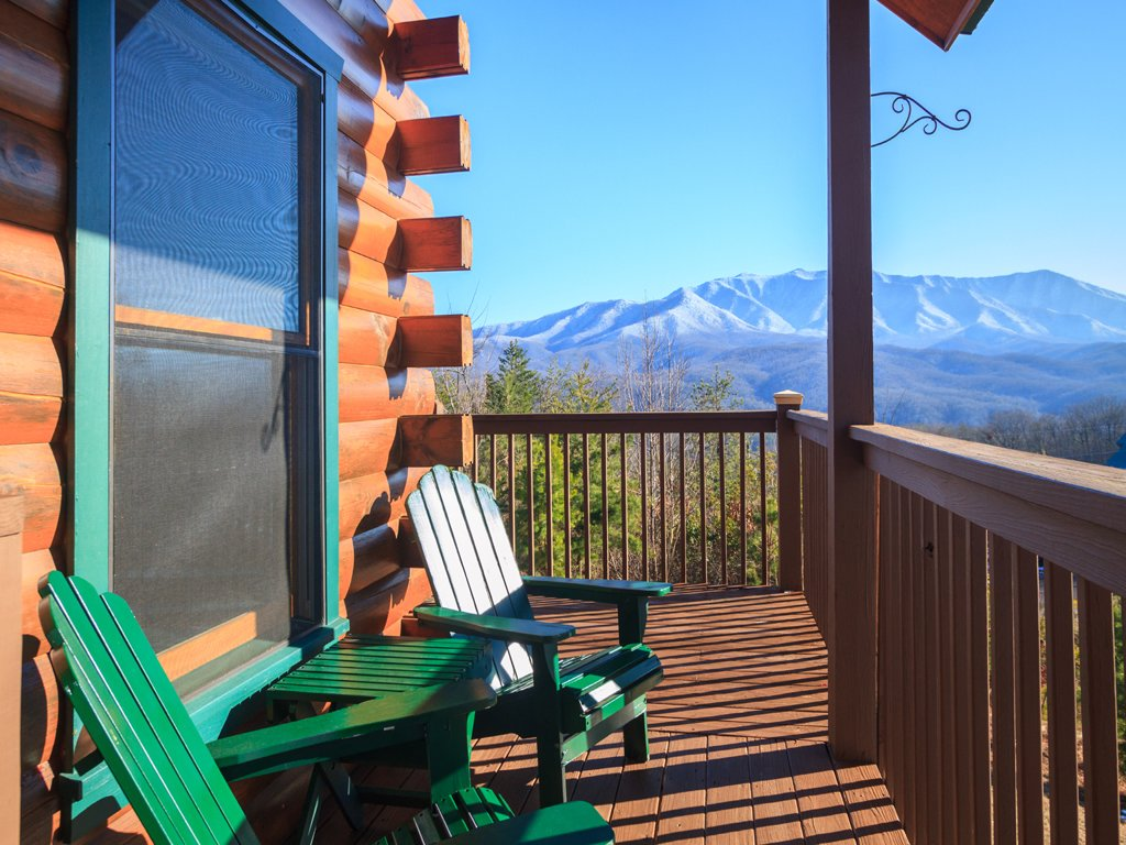 Photo of a Gatlinburg Cabin named Gatlinburg Summit Views - This is the thirtieth photo in the set.