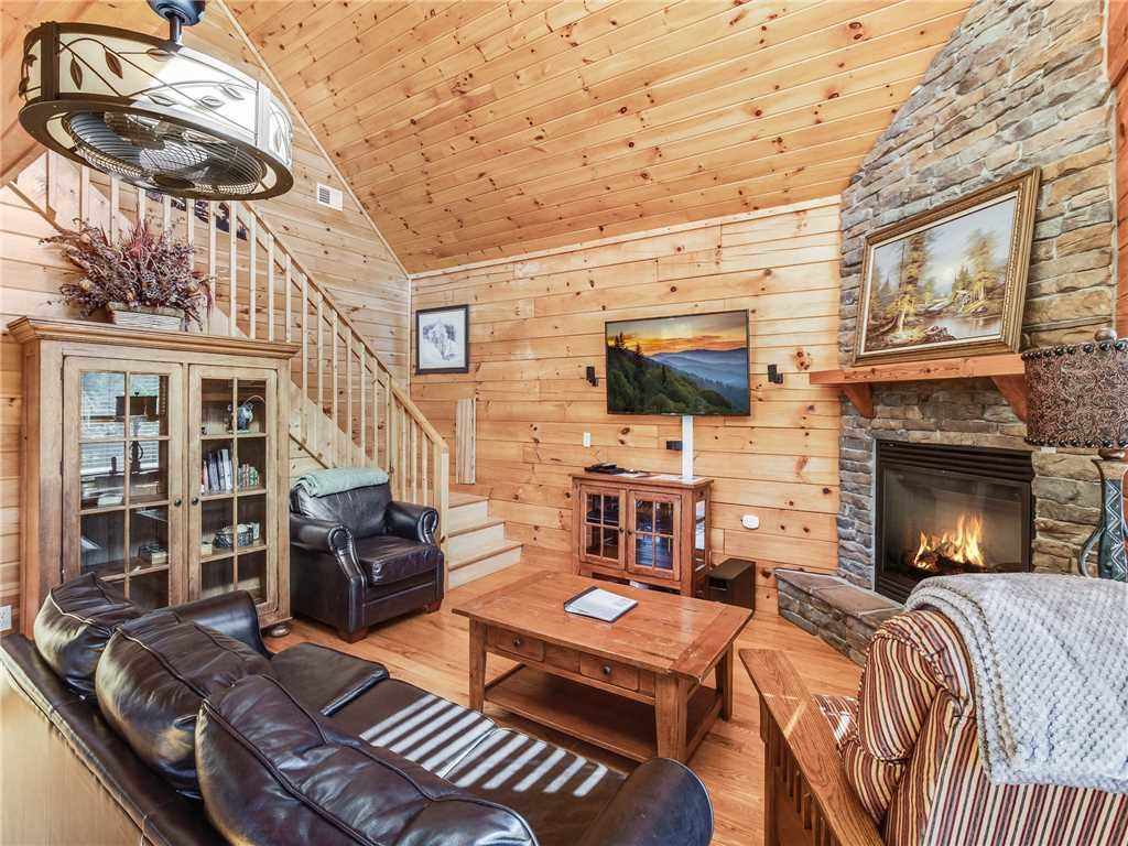 Photo of a Gatlinburg Cabin named Gatlinburg Summit Views - This is the fifth photo in the set.