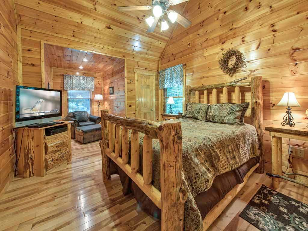 Photo of a Sevierville Cabin named Makin Memories - This is the sixteenth photo in the set.
