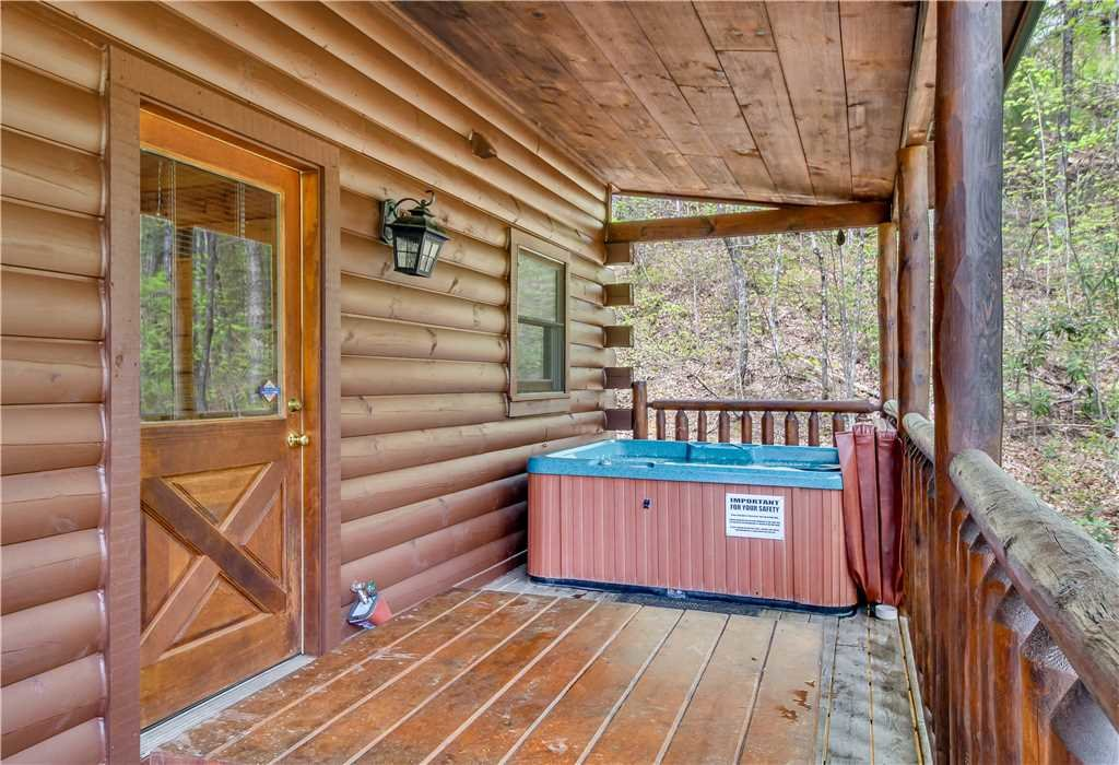 Photo of a Sevierville Cabin named Makin Memories - This is the twenty-first photo in the set.