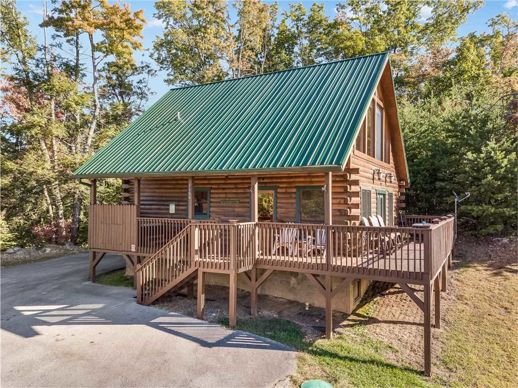 Photo of a Gatlinburg Cabin named Gatlinburg Summit Views - This is the twenty-fifth photo in the set.